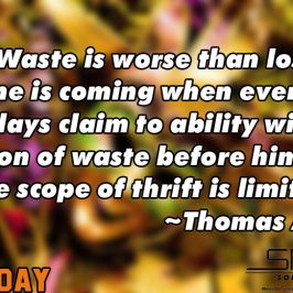 Fat Tuesday - SMe Software - Thomas Edison